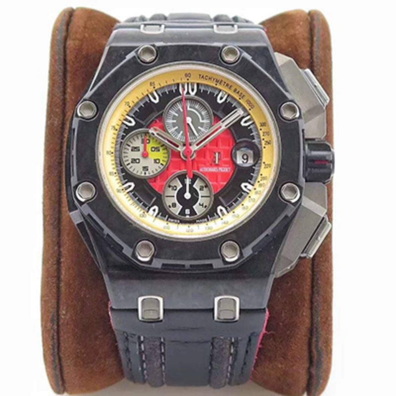 JF厂 AP 爱彼 ROYAL OAK OFFSHORE 皇家橡树离岸型 Grand Prix 26290IO.OO.A001VE.01洗手防水表