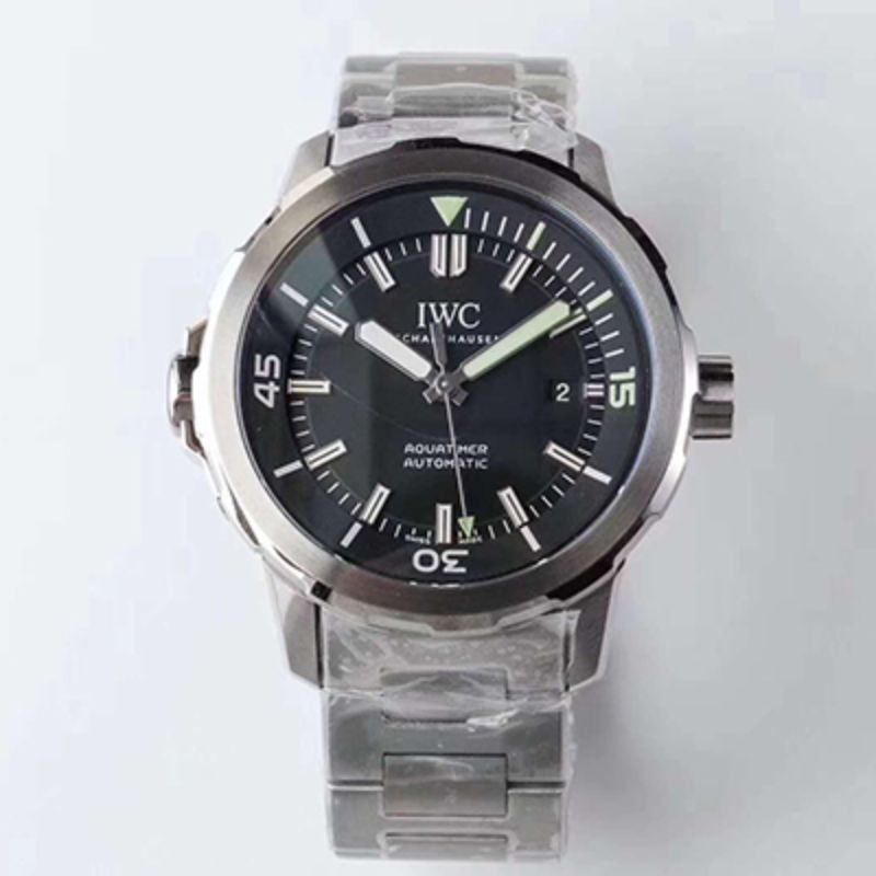 V6厂  IWC 万国 海洋时计 Aquatimer Automatic IW329005洗手防水表