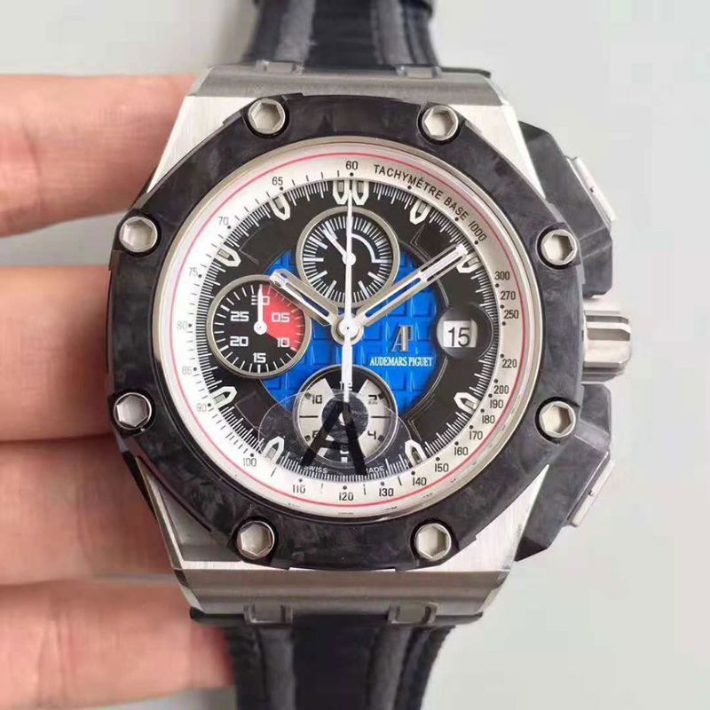 JF厂 复刻AP 爱彼 ROYAL OAK OFFSHORE 皇家橡树离岸型 Grand Prix 26290PO.OO.A001VE.01洗手防水表